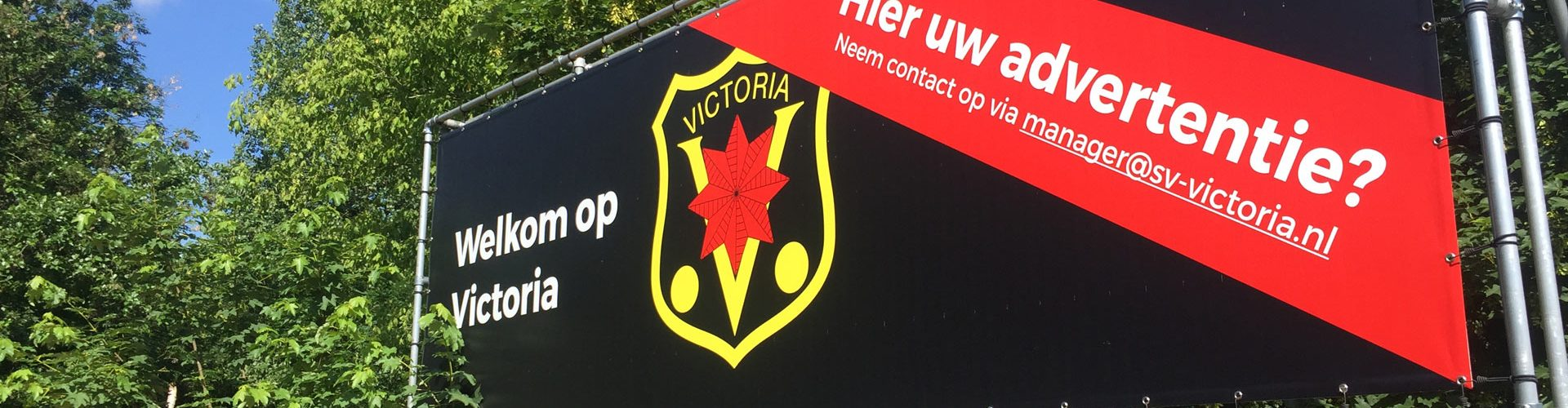 VV Victoria sportsigning
